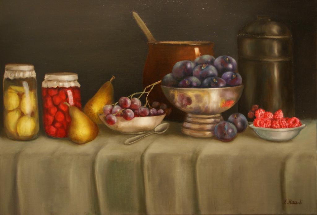 prunes + bocaux